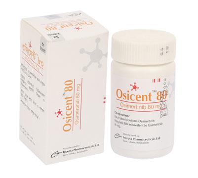 osimertinib osicent 80 mg