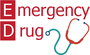 Emergency Drug Logo